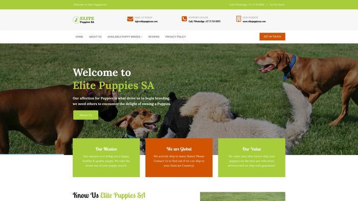 Elitepuppiessa.com - Beagle Puppy Scam Review