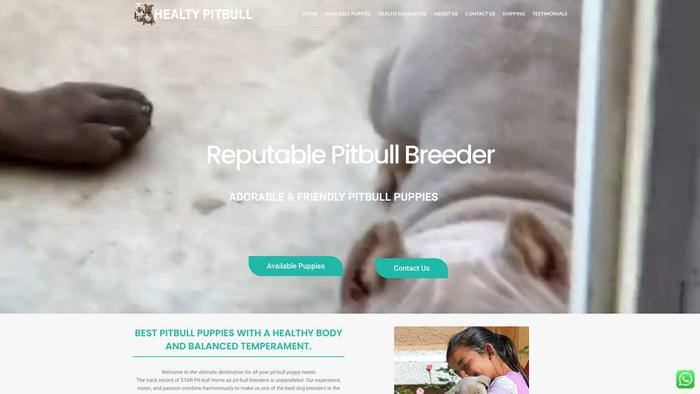 Pitbullbully.com - Pit Bull Puppy Scam Review