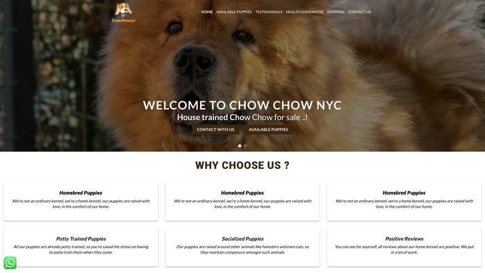 Chowchownyc.com - Chowchow Puppy Scam Review