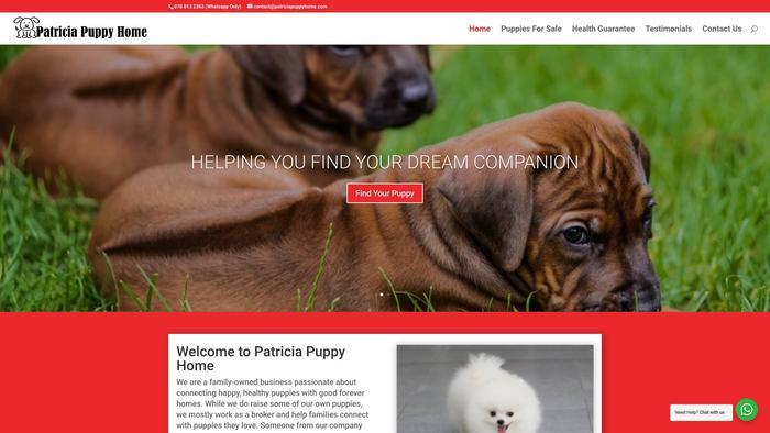 Patriciapuppyhome.com - Malamute Puppy Scam Review