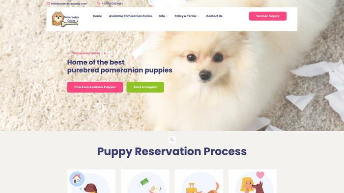 Pomeraniancutty.com - Pomeranian Puppy Scam Review