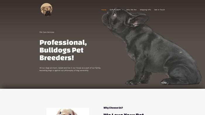 Venturebulldogs.com - Bulldog Puppy Scam Review