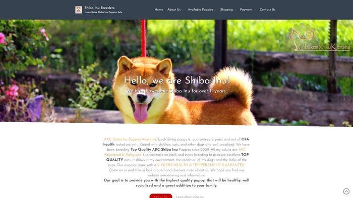 Shibainubreedres.com - Shibhainu Puppy Scam Review
