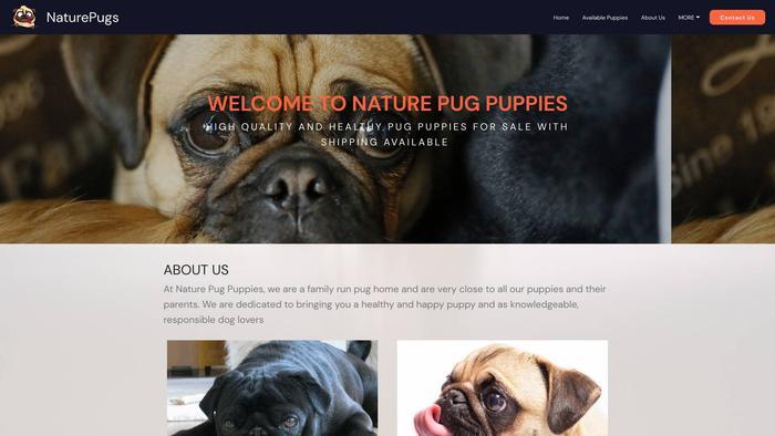 Naturepugs.com - Pug Puppy Scam Review