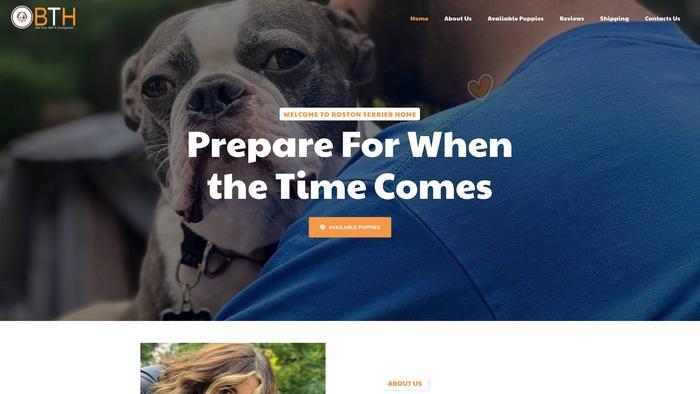 Olliebostonterrierhomes.com - Boston Terrier Puppy Scam Review