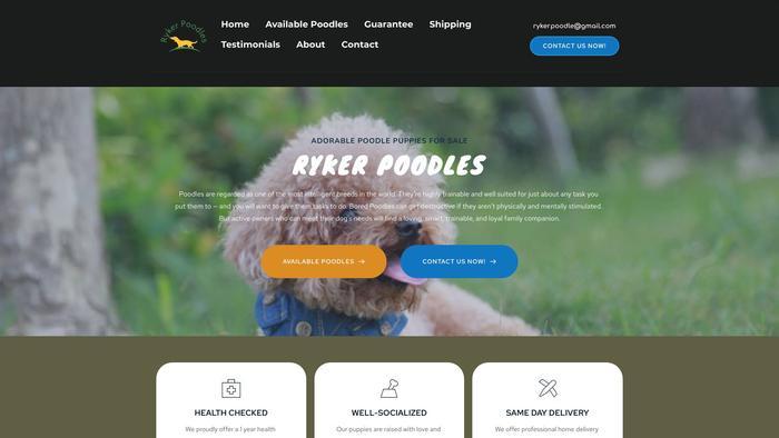 Rykerpoodles.com - Poodle Puppy Scam Review