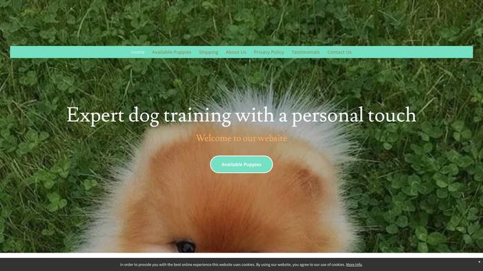 Arianapomeranianhome.com - Pomeranian Puppy Scam Review