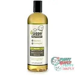4Legger Organic Hypoallergenic Lemongrass Dog Shampoo
