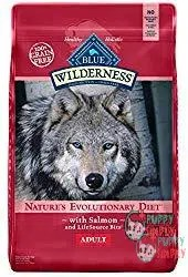 Blue Buffalo Natural Adult Dry Dog Food Salmon