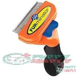 FURminator brush for shedding dogs