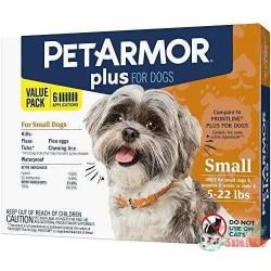 PETARMOR Plus for Dogs Flea