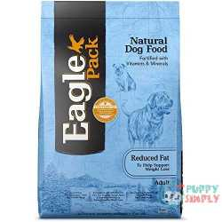 Eagle Pack Natural Dry Dog Food Pork, Chicken & Fish Reduced-Fat