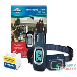 PetSafe Remote Spray Trainer -