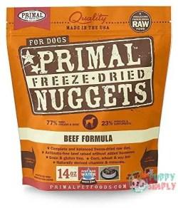 Primal Freeze Dried Dog Food