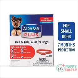 Adam's Plus Flea and Tick Collar