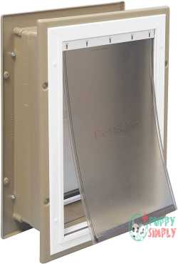 PetSafe Wall Entry Aluminium Pet