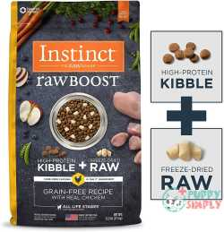 Instinct Raw Boost Grain Free