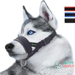 Nylon Dog Muzzle for Small,Medium,Large