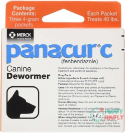 Panacur C Canine Dewormer (Fenbendazole),