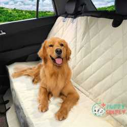 Pet Magasin Luxury Dog Car Seat Cover