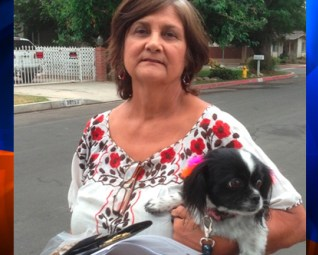 Woman is Reunited with Her Lost Dog After Two Years