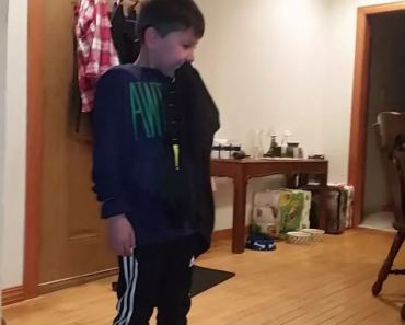 Little Boy Brought to Tears When He is Greeted By His Missing Dog