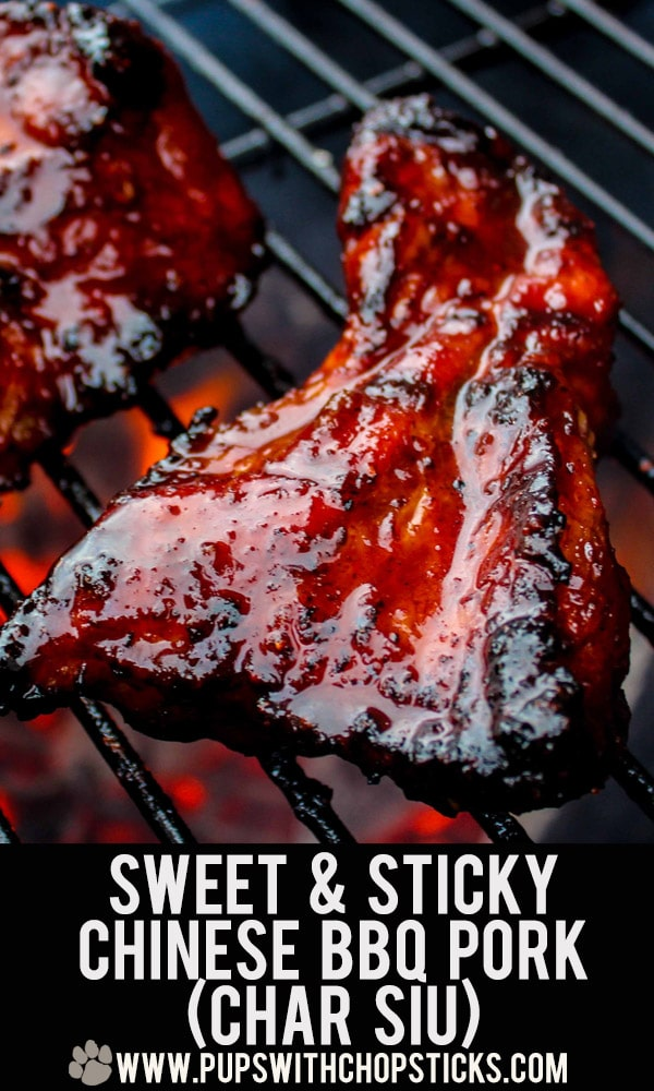 Sweet and Sticky Chinese BBQ Pork (Char Siu)