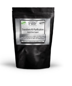 Transform K9 Purification (Herbal Detox Support) - Part 2