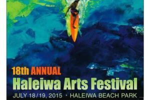 18th Annual Haleiwa Arts Festival