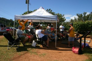 Partnering with Hanauma Bay Volunteers