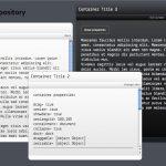 ContainerPlus has been rewritten