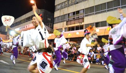 徳島阿波おどり*町全体で乱舞しまくる日本一楽しいお祭り〜!!