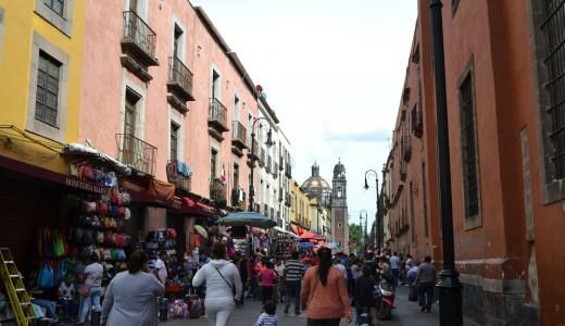 バスでサンミゲルからメキシコシティ→飛行機でサンクリストバルへ〜