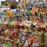 オアハカのお酒市場の写真