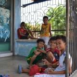 フィリピン人の子供たちの写真