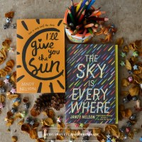 Double Review: I'll Give You the Sun & The Sky is Everywhere // Hilarious Punch in the Feels!