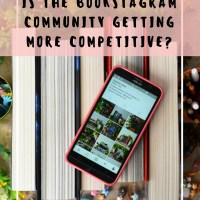 Is Bookstagram Community Becoming More and More Competitive Each Day?
