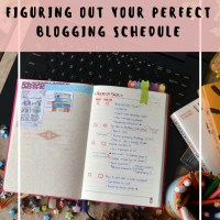 Figuring Out Your Perfect Blogging Schedule