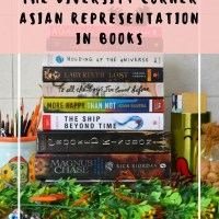 The Diversity Corner #2 : March Updates, Asian Representation, and April New Releases