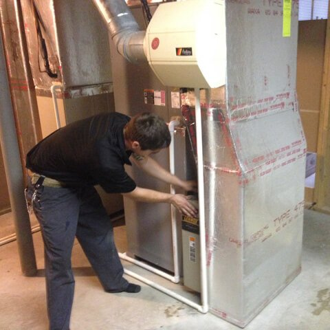 Furnace Cleaning
