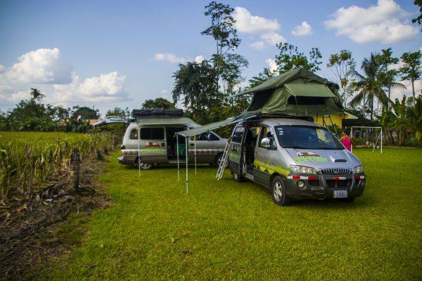 roadtrip Costa Rica