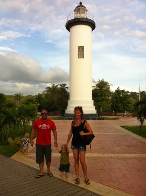 El Farp Lighthouse