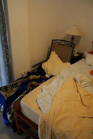 Eli's Bed in Manuel Antonio