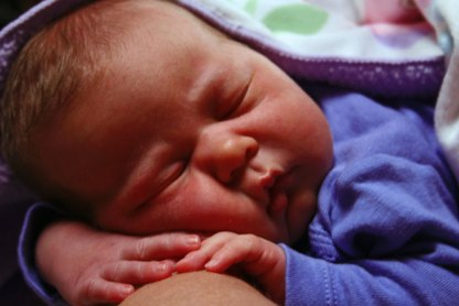 Baby Izzy
