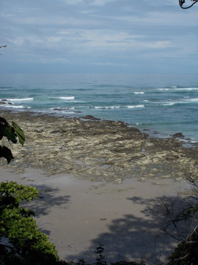Manzanillo Beach walk