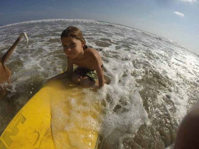Eli-Surfing