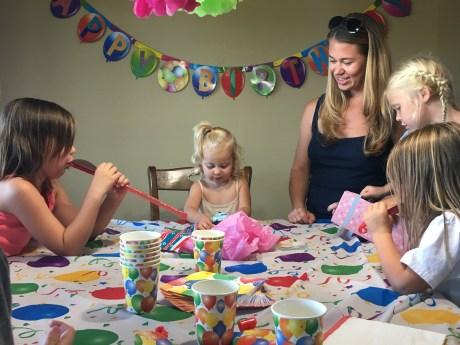 Riley's Second Birthday