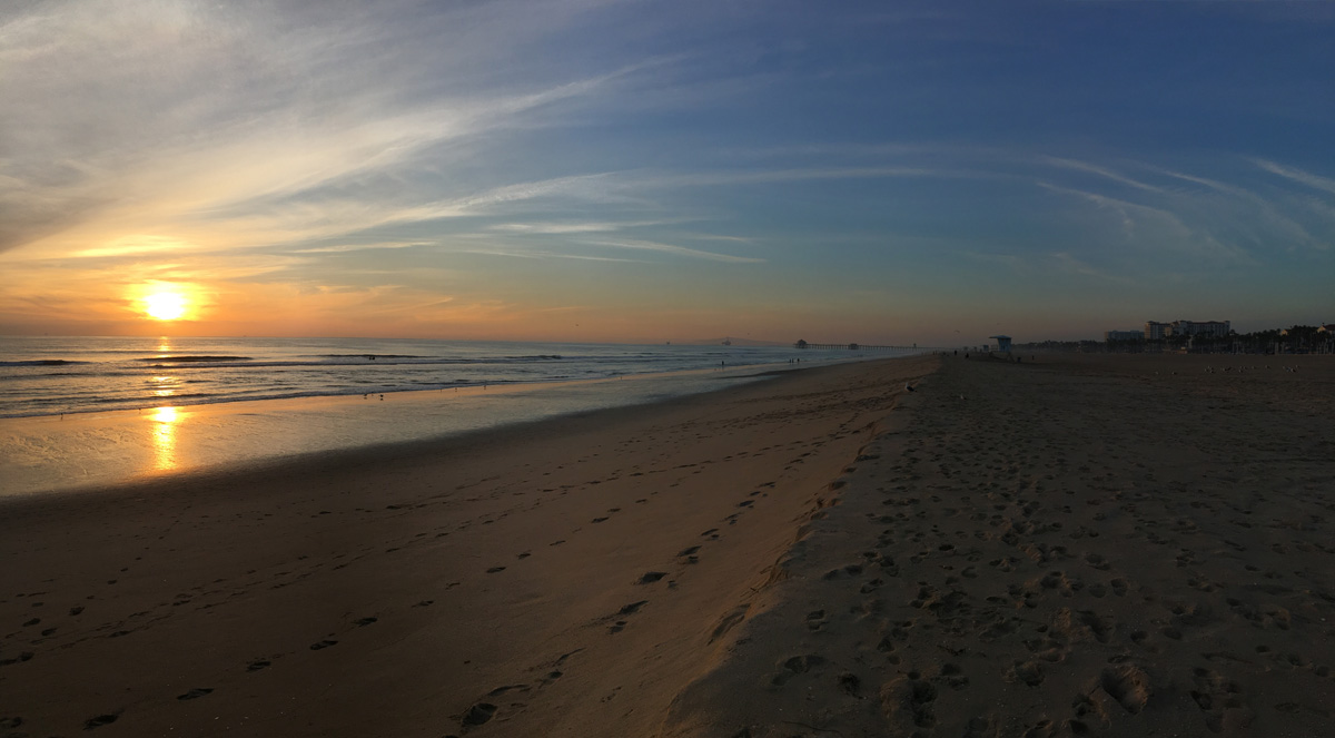 Old Stomping Grounds | Huntington Beach, CA