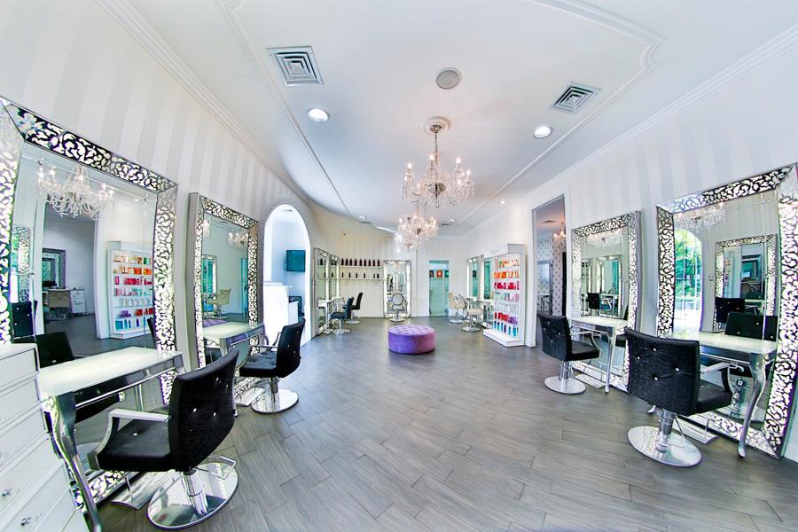 Allure Beauty Salon In Plaza Los Laureles Escaz 250 San