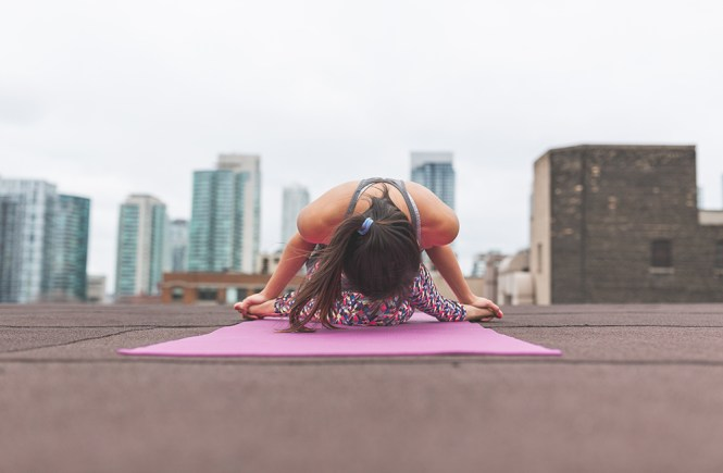 Pura Vida Sometimes - Yoga